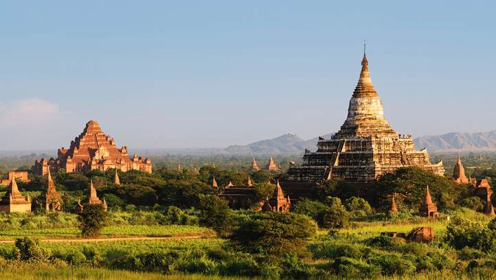 Emerging market in Myanmar